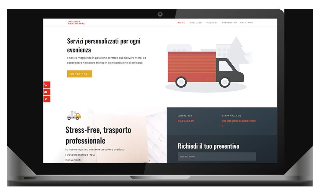 traslochi frau logistica centro nord sito internet agenzia web agency roma italia nabla