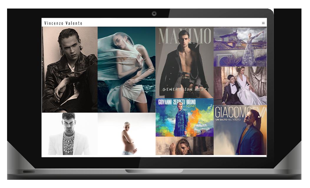 Vincenzo Valente web sviluppo app icona software hardware sfondo siti nabla